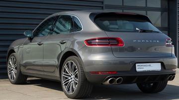 Porsche Macan S Diesel (2015)