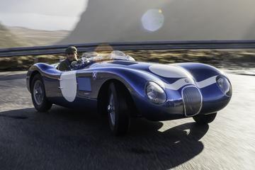 Ecurie Ecosse brengt Jaguar C-type opnieuw uit
