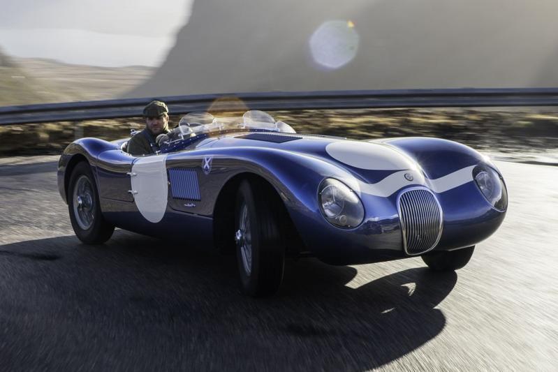 Ecurie Ecosse Jaguar C-type