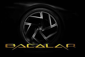 Bentley kondigt Bacalar aan