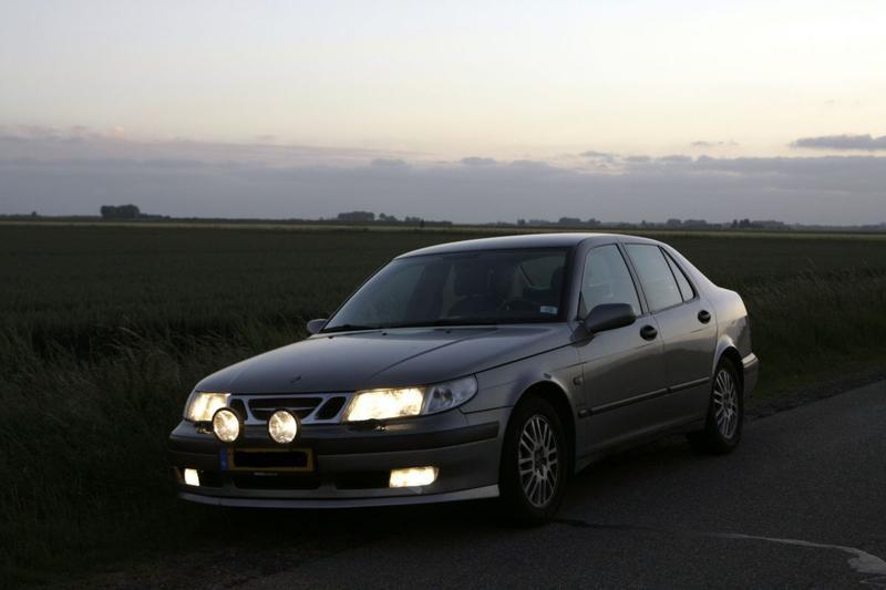 Saab 9-5 3.0 V6 t Griffin (2000)