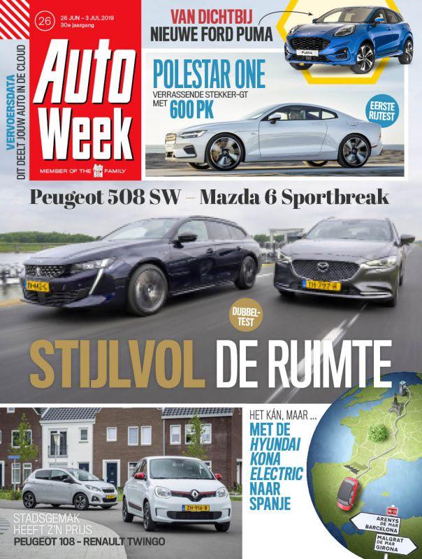 AutoWeek 26 2019