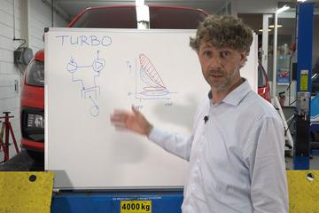 Turbo - Cornelis schetst