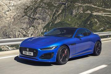 Dít is de vernieuwde Jaguar F-type!