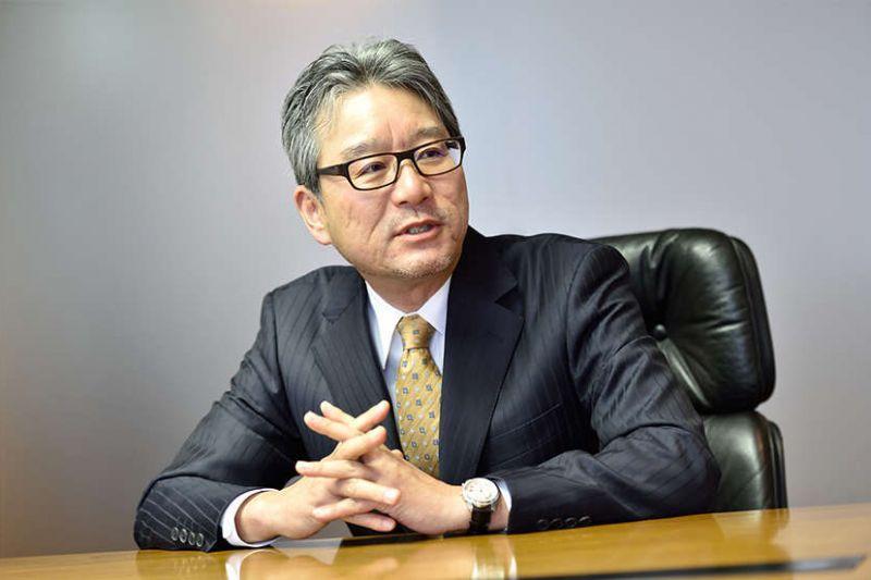 Toshihiro Mibe - Honda