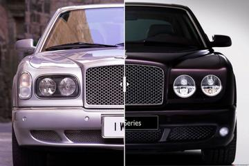 Facelift Friday: Bentley Arnage