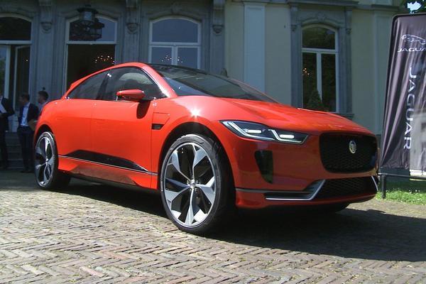 Video: Jaguar I-Pace Concept - Special