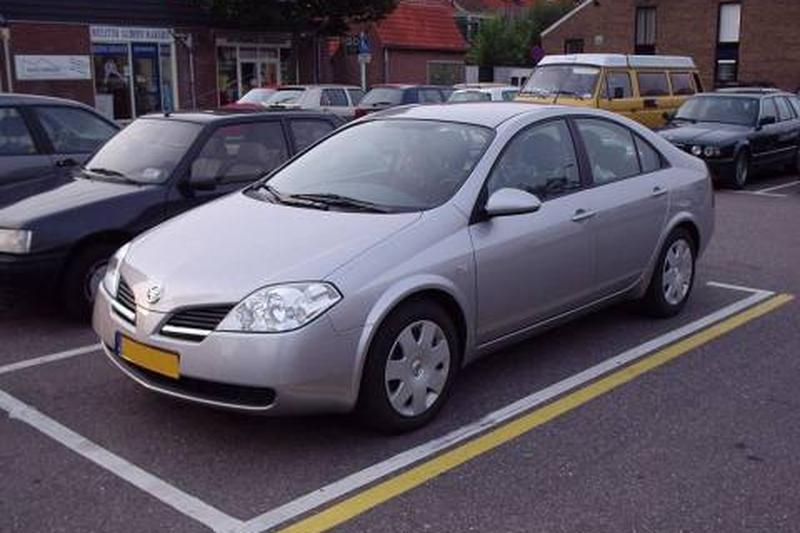 Nissan Primera 1.9 dCi Visia Vision (2004)
