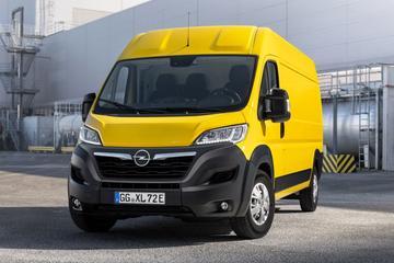 Opel Movano is voor Opel compleet nieuw