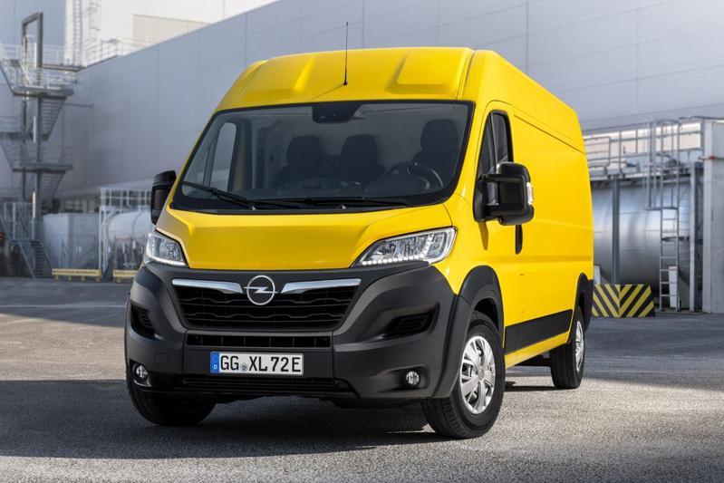 Opel Movano en Movano-e