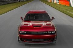Mogelijk extreme Dodge Challenger op komst
