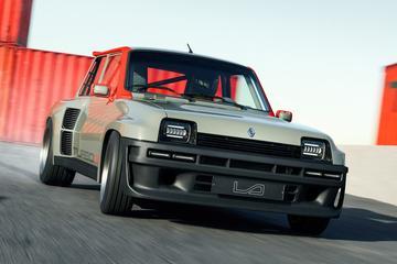 Renault Turbo 3 is stoere restomod