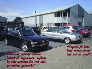 Audi Cabriolet 2.8 (1996)