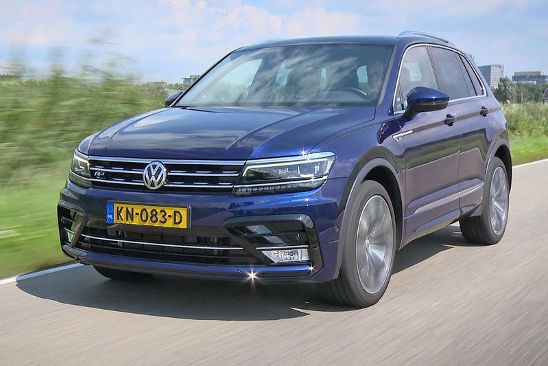 Volkswagen Tiguan Bi-TDI - Rij-impressie