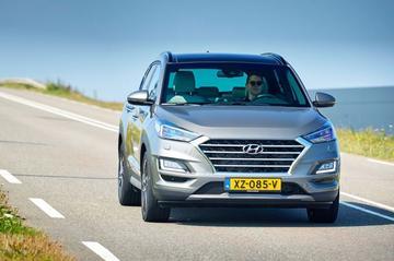 Hyundai Tucson 2.0 CRDI 48V Premium - Test