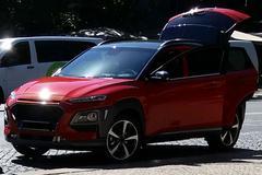 Opnieuw gesnapt: Hyundai Kona!