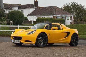 Nieuwe Elise Sport en Sport 220 voor Lotus