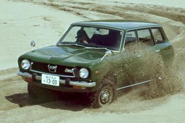 Subaru bouwt twintig miljoenste auto met AWD