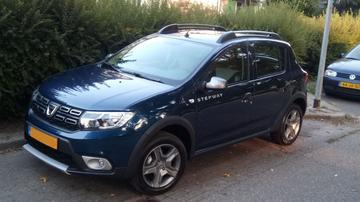 Dacia Sandero Stepway Tce 90 Bi-Fuel Lauréate (2018)