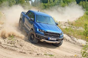 Ford Ranger Raptor - Eerste rijtest