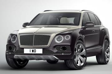Mulliner-versie voor Bentley Bentayga