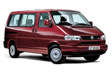 Volkswagen Multivan: de voorgangers