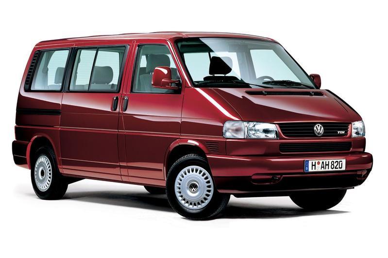 Voorgangers Volkswagen Multivan