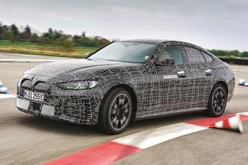 BMW i4 (prototype) - Eerste rijtest