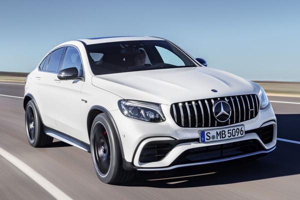 Rij-impressie: Mercedes-AMG GLC 63 S Coupé