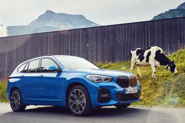 In detail: BMW X1 xDrive25e plug-in