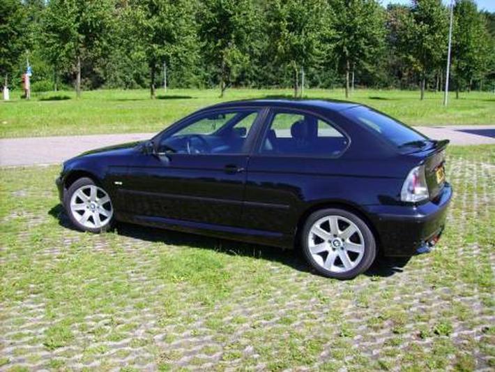 Bmw 318ti Compact 2003 Autoweek Nl
