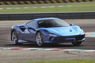Ferrari F8 Tributo - Rij-impressie