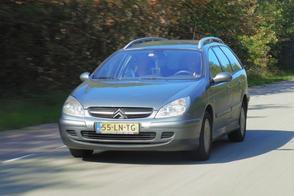 Citroën C5 Break 2.0 HDI - 2003 – 957.894 km - Klokje Rond