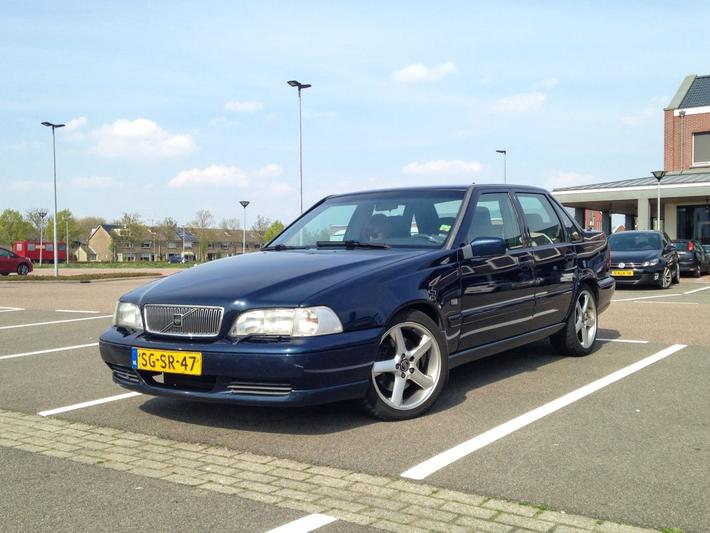 Volvo S70 T 5 1997 Review Autoweek Nl