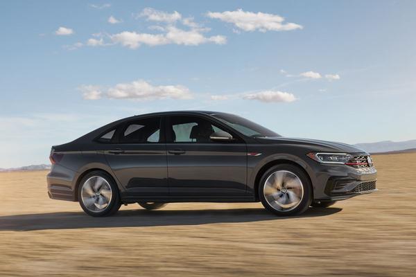 Volkswagen Jetta GLI onthuld