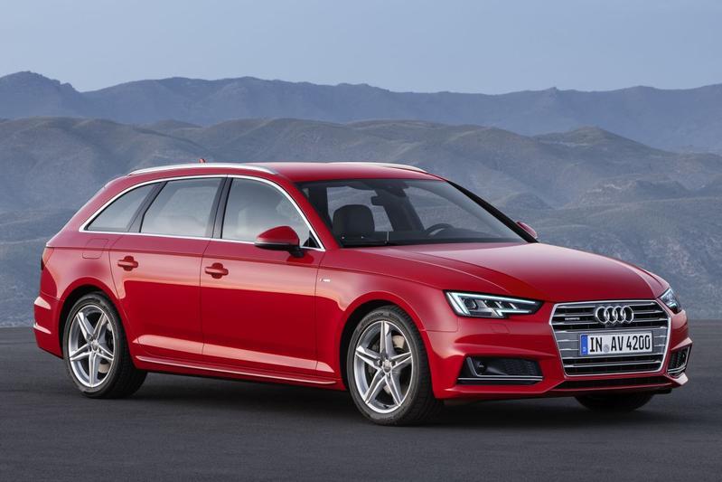 Audi A4 Avant 2.0 TDI 122pk Lease Edition (2016)