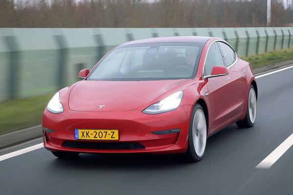 Wel en wee: Tesla Model 3