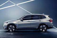 BMW iX3 komt straks uit China