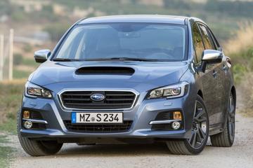Subaru Levorg met Eyesight heeft zijn prijs