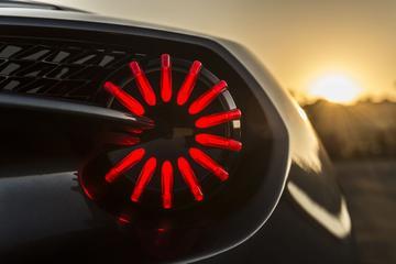 Aston Martin houdt modelnaam Vanquish in leven