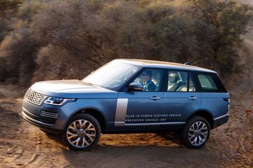 Gereden: Range Rover PHEV