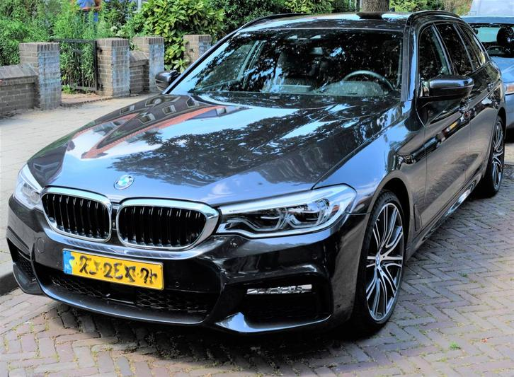 BMW 540i xDrive Touring (2019)