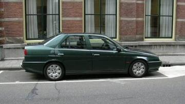 Alfa Romeo 155 2.0 Twin Spark 16V S (1997)