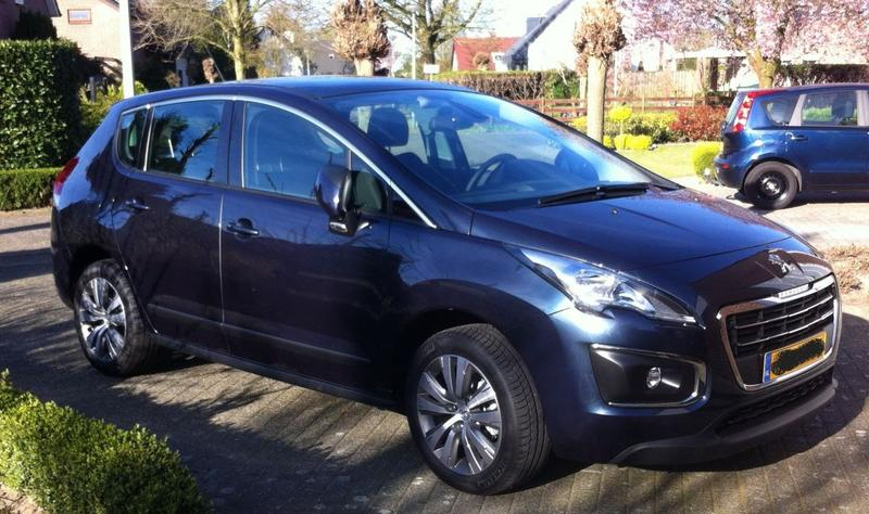 Peugeot 3008 Active 1.6 VTi (2014)