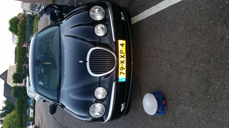 Jaguar S-Type 4.0 V8 (2000)