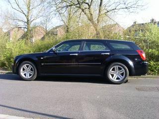 Chrysler 300C Touring 3.0 CRD (2008)