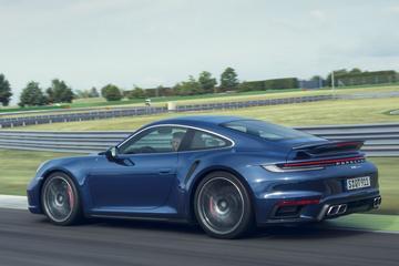 Porsche ontketent 911 Turbo