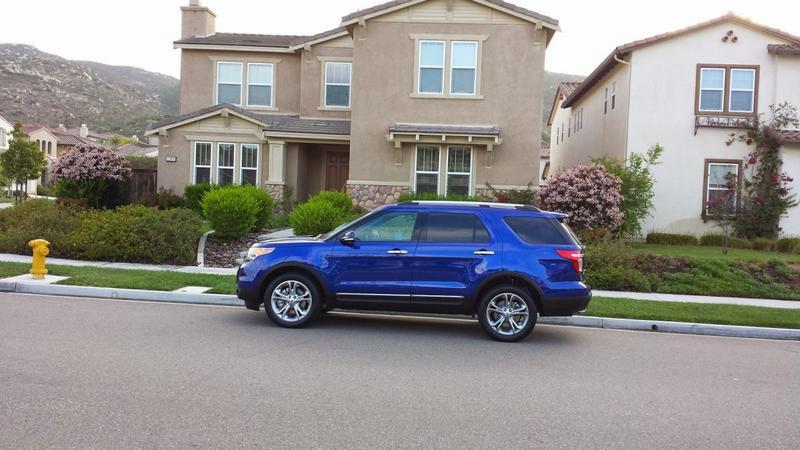 Ford Explorer (2015)