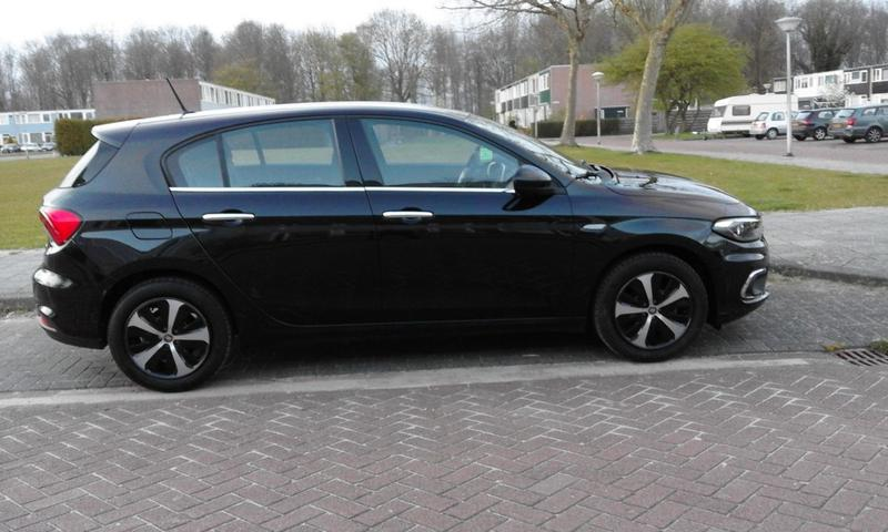 Fiat Tipo 1.6 MultiJet 16v Business (2017)