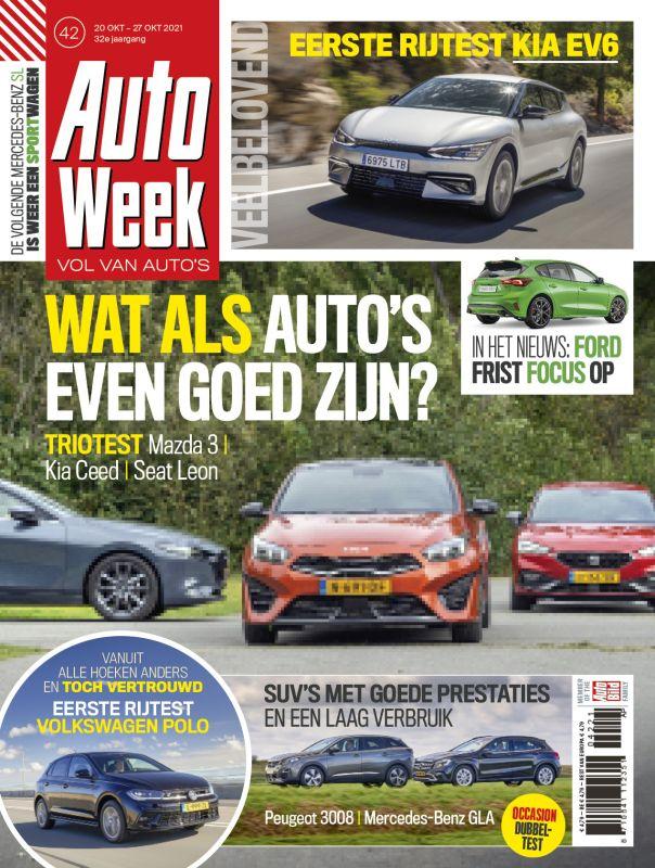 AutoWeek 42 2021